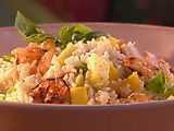 Island Rice Recipe- great side for coconut  shrimp or fish tacos