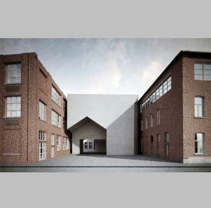 Faculté d'architecture de l'UCL à Tournai - Architecte : Aires Mateus