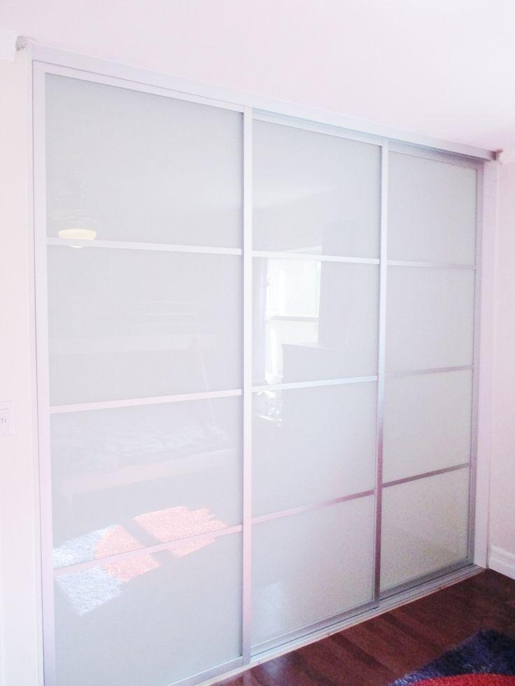 51 best 3 panels 3tracks aluminum frame sliding closet for 3 panel sliding closet doors