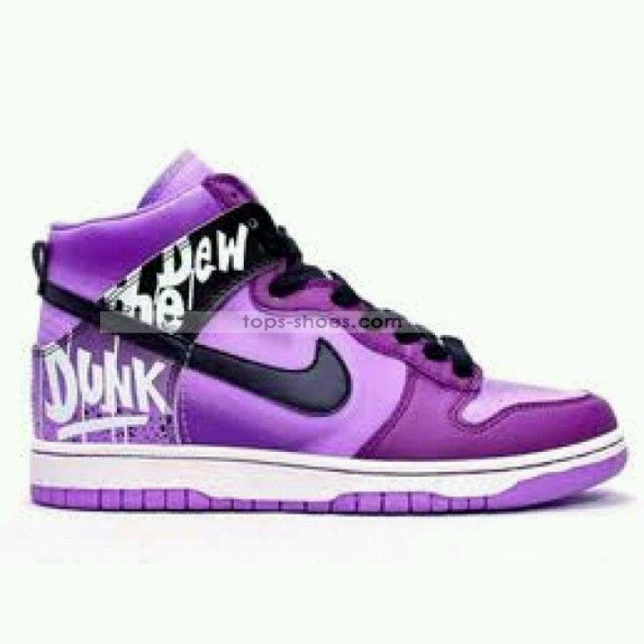 Nike. Nike High TopsBlack ...