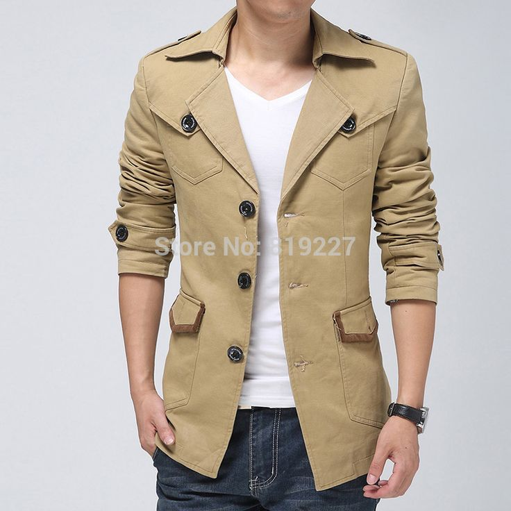 Find More Trench Information about FAshion Men's trench Jackets XXXL Men's Slim temperament new winter men's casual windbreaker DY 069 quality blaser,High Quality windbreaker girls,China windbreaker waterproof Suppliers, Cheap windbreaker pullover from Didiar Young Fashion Blazer Clothing Company on Aliexpress.com
