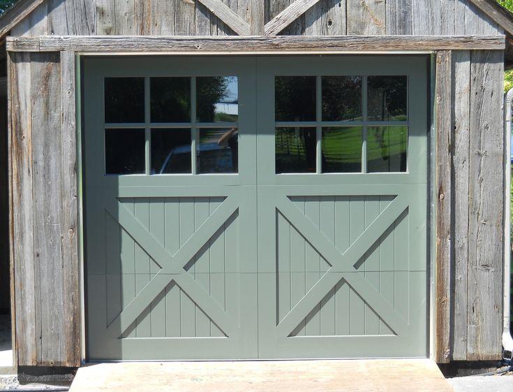 25 best ideas about porte garage on pinterest porte de - Porte de garage moderne ...