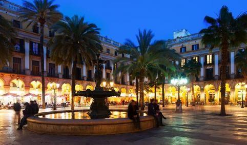 Plaza Réal. Barcelona. Spain 🇪🇸