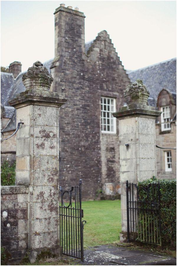 rowallan castle - Scotland