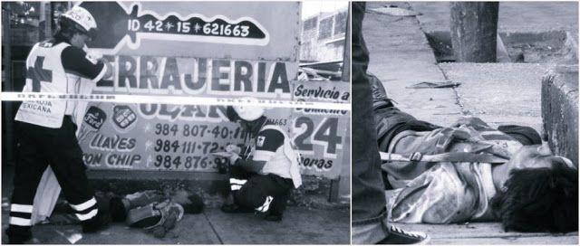 Policiacas: Playa del Carmen / Mortal puñalada al corazón