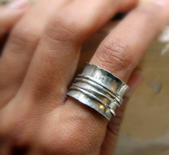 best 25 big rings ideas on chunky rings
