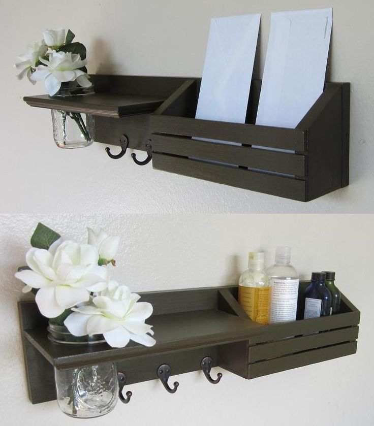 17 Best Ideas About Mail Holder On Pinterest Diy