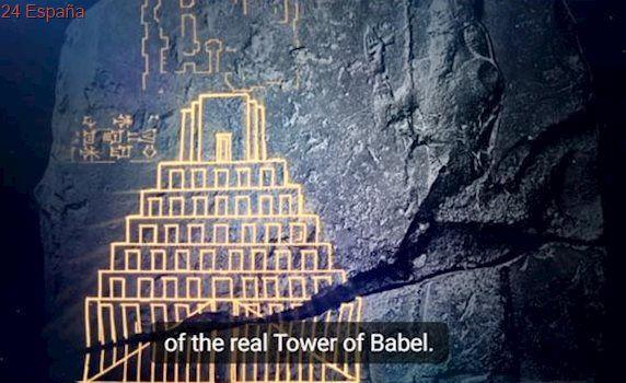 ¿Existió la Torre de Babel? Descubren una evidencia en una antigua tablilla de piedra