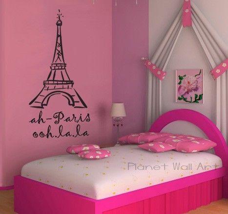 104 best Home Paris bedroom images on Pinterest | Bedrooms, Child ...