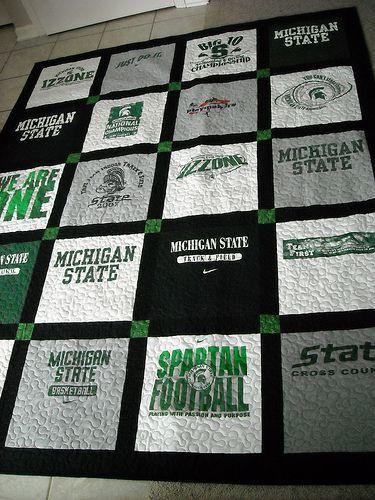 148 Best Images About T Shirt Quilts On Pinterest Quilt