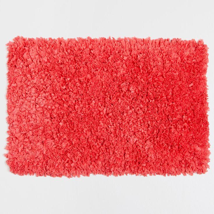 Children's Multicoloured Stripes Bath Mat - Bathrobes & Bathmats - Bathroom | Zara Home Italy