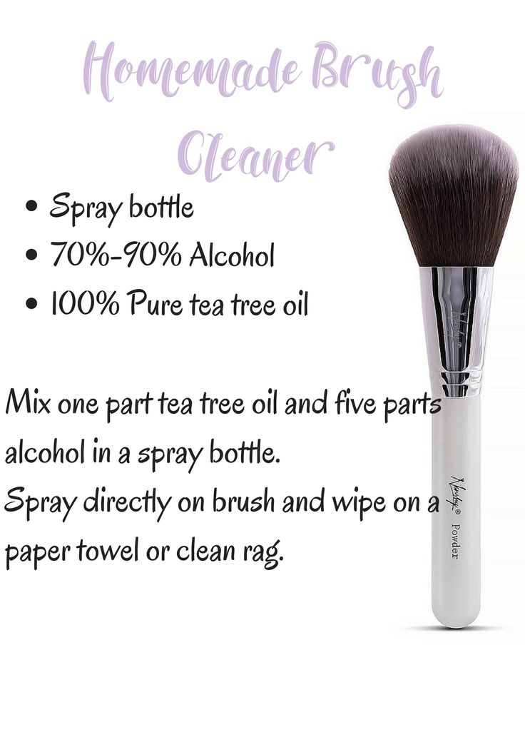 Why spend a ton of money on fancy brand name makeup cleansers when you can make your own? Check out how I make a homemade makeup brush cleanser.