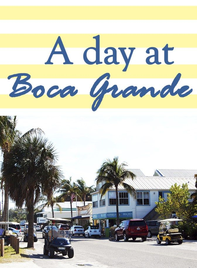 We had a blast on the beautiful island of Boca Grande in Florida. Check out our pictures and why you should consider visiting Boca Grande!
