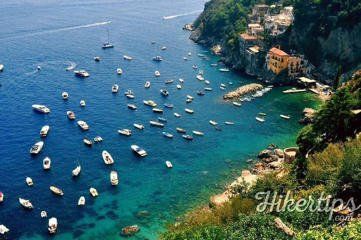 The Amalfi Coast is definitely worth visiting at least once in a lifetime