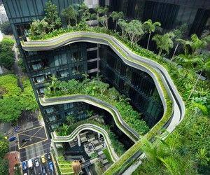 Parkroyal Garden Hotel, Singapore