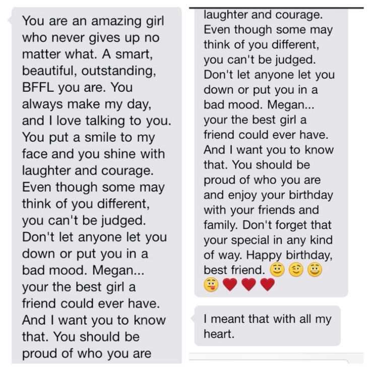 Pin by Ganna on Clothing Birthday message for bestfriend
