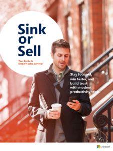 eBook: Sink or Sell, Modern Sales Survival