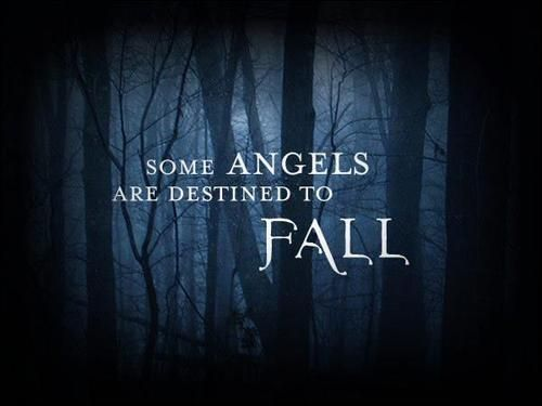 Angel And Demon Love Quotes: Best 25+ Fallen Angel Quotes Ideas On Pinterest
