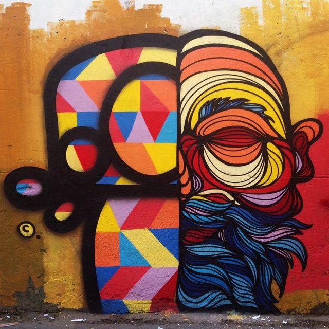 More details of the work, place and artist: http://streetartrio.com.br/artista/bruno-big/compartilhado-por-mga021-em-may-11-2015-1003/ / #antihorario #art #brunobig #colors #cores #design #graffiti #graffitiart #graffitilife #mga #riodejaneiro #streetart #streetartrio #urbanart #streetphotography #buildinggraffiti #graffitiart #art #streetart #handmade #street #graff #urban #wallart #spraypaint #aerosol #spray #wall #mural #murals #painting #arte #color #streetartistry #artist #grafiti…