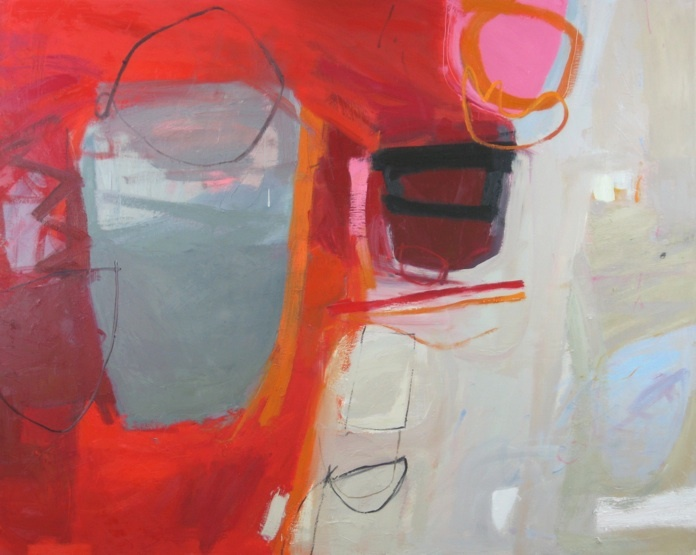 Jane Lewis. #abstract #art #painting