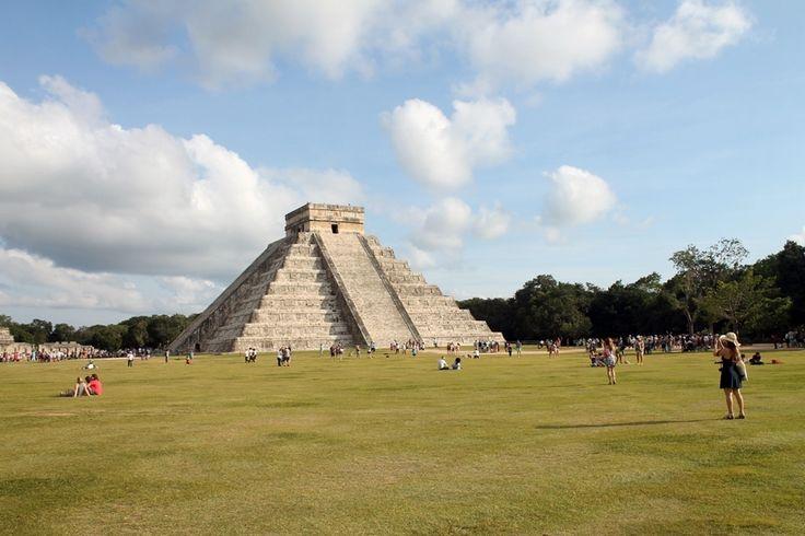 Фото - подорожі по світу: Мексика: Чичен-Ица и Вальядолид