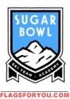 sugar bowl 2x3 double sided