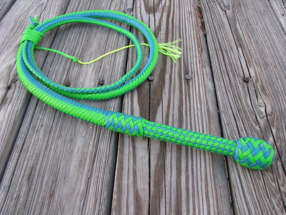 bull rope braiding instructions