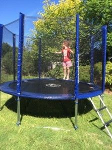 25 best ideas about 10ft trampoline with enclosure on pinterest 8ft trampoline with enclosure. Black Bedroom Furniture Sets. Home Design Ideas