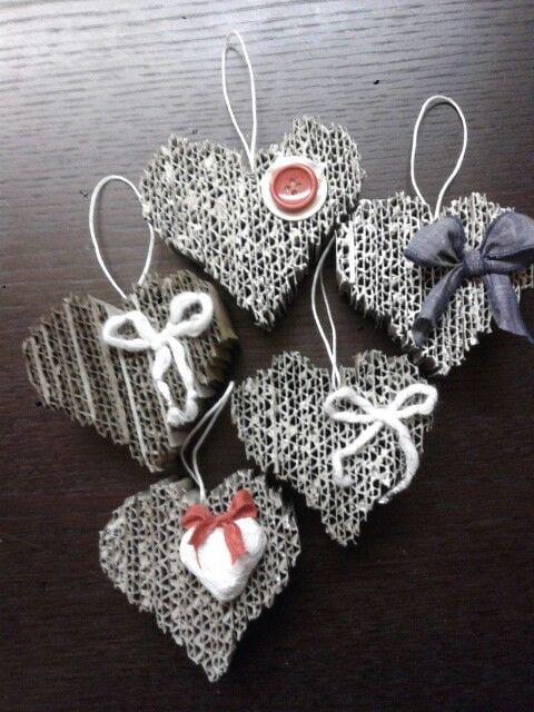 Chrismas hearts