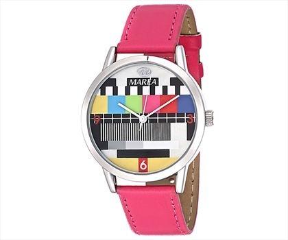 Stil sahibi İspanyol saat markası Marea'nın her zevke hitap eden kadın saatleri Bonvagon'da. İster sofistike bir saat isteyin, ister yalın; ister şık, ister sportif; ister klasik ister orijinal... Mutlaka kendinize uygun bir tane bulabileceğiniz, renk renk, model model Marea saatler hem her cebe, hem her bileğe uyacak!