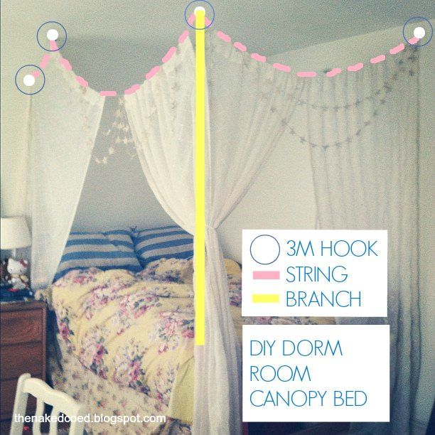 20 Dorm Room Items Anyone Can Make