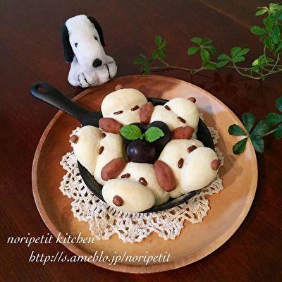 可愛すぎて食べられない!?ちぎりパンの進化版「3Dちぎりパン」が話題で持ちきりに♡の4枚目の画像|Lily