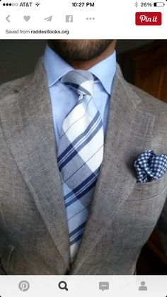 Simple Guide to Men's Shirts and Tie Combinations