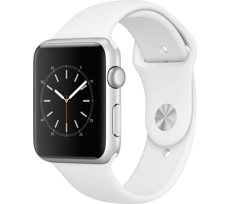 APPLE  Watch Series 1 - 42 mm Price: £ 299.00 Top features: - New dual-core processor for lightning-fast performance - Monitor your health and daily activity with built-in heart rate monitor - Stay connected with messages, calls and notifications from your iPhone - Functional apps including Apple Pay, Maps & BBC News - Premium design with OLED Retina display with Force Touch New dual-core...