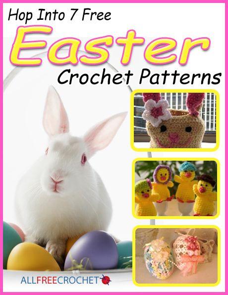 125 best Crochet Easter images on Pinterest | Crocheting, Easter ...