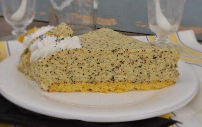 Troll a konyhámban: Mákos narancs mousse torta - paleo