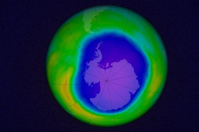 Scientists observe first signs of healing in the Antarctic ozone layer - https://scienceblog.com/485030/scientists-observe-first-signs-healing-antarctic-ozone-layer/