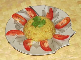 Barley Dalia Upma: Baby and Kiddie Food Recipes