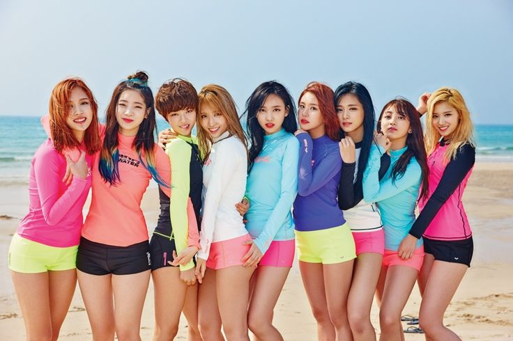 TWICE Commands iTunes Charts for 9 Different Countries   Koogle TV