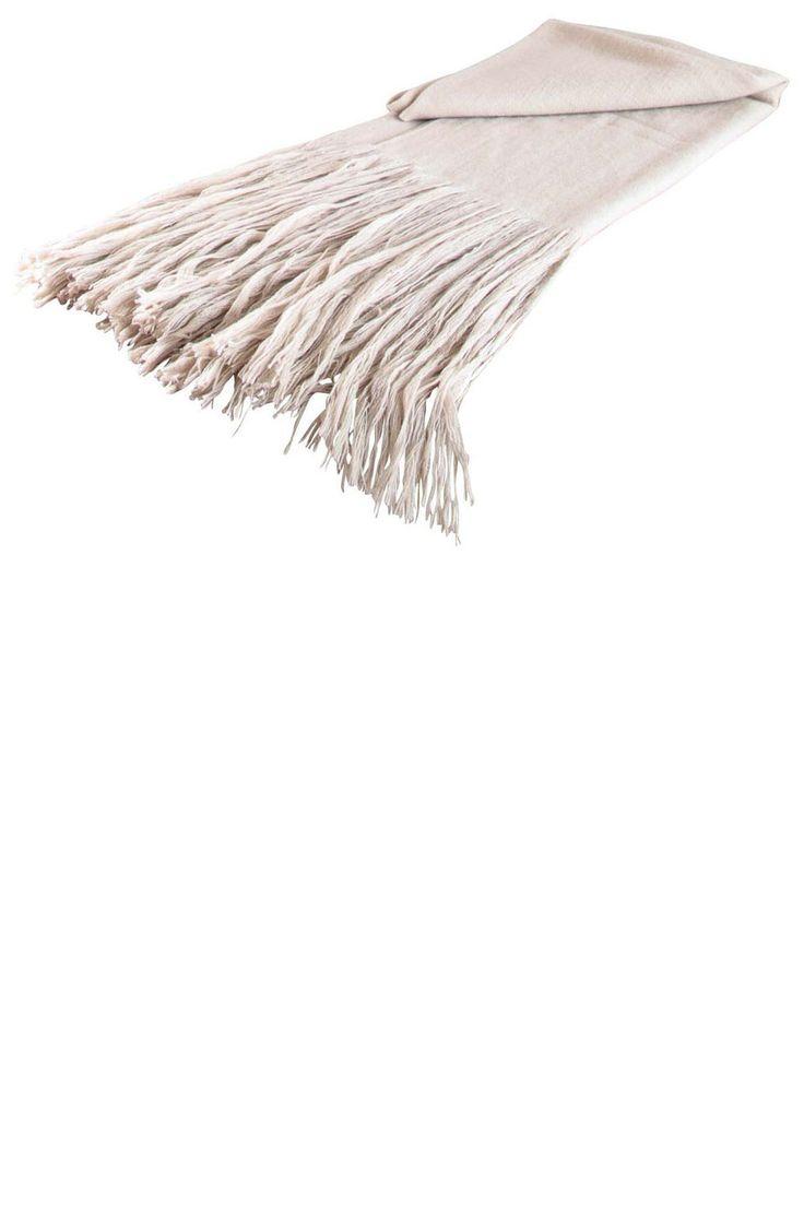 A Cashmere Throw