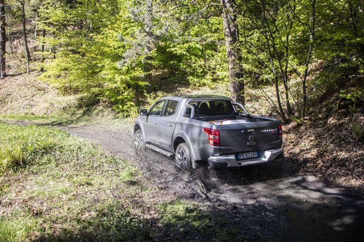 Fiat Fullback in field of pick-up dreams | Eurekar