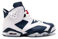 Air Jordan VI (6) Retro Olympic 2012 Price:$104.99  http://www.theblueretros.com/