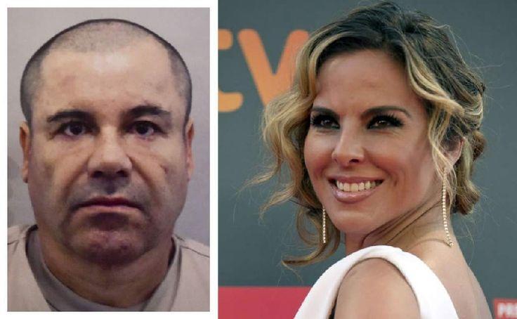 Kate del Castillo y El Chapo conectados por el tequila
