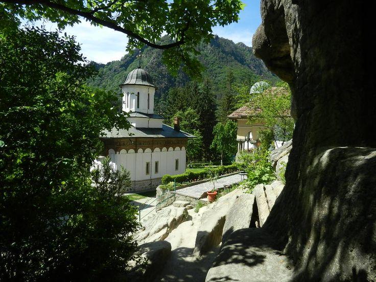 Manastirea Turnu - Valea Oltului