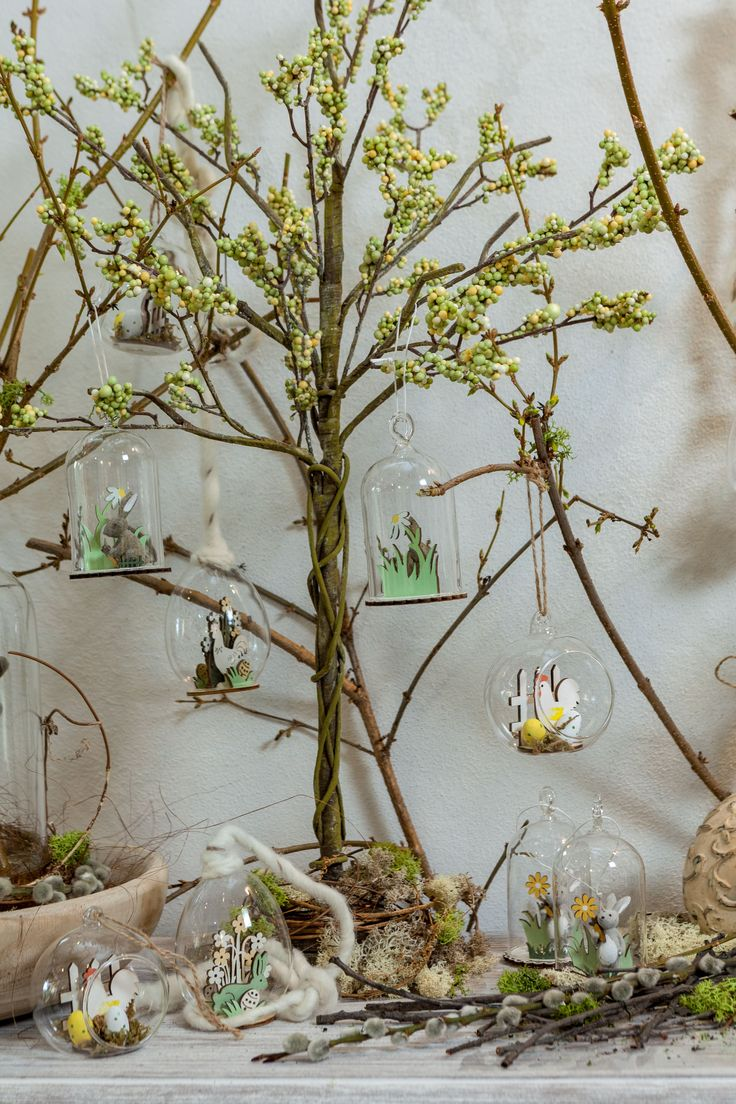 Little Green Leaves, Little Green Easter Decorations @ Chic Ville NOW