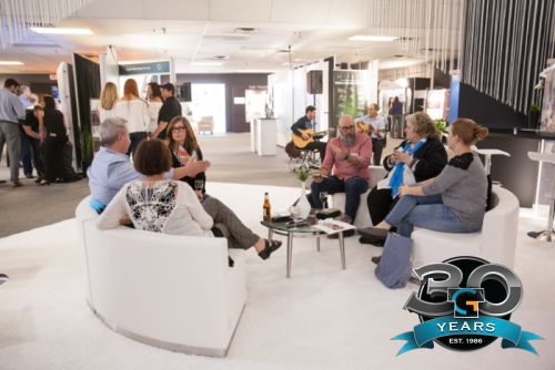 THE TRADE GROUP #CELEBRATES 30 YEARS BY UNVEILING NEW SHOWROOM AT OPEN HOUSE #PARTY