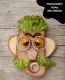 Essen: Phantombild-Brote mit Gemüse