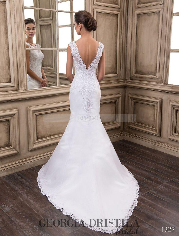 Νυφικό φόρεμα Lorena - Georgia Dristila Bridal - Νυφικά