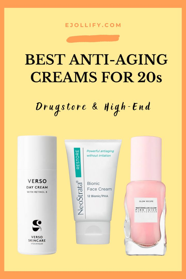 Anti Aging For 20s 10 Best Anti Aging Cream For Oily Dry Sensitive Skin 2020 In 2020 Best Anti Aging Creams Anti Aging Cream Best Anti Aging