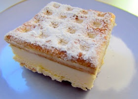 Let's Lick The Bowl: Nan's Vanilla Slice